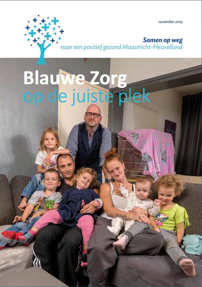 blauwe zorg magazine